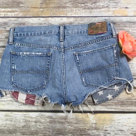 ee0ce28f5 Denim & Supply Ralph Lauren Pants - Ralph Lauren Denim & Supply Boyfriend  Cutoffs